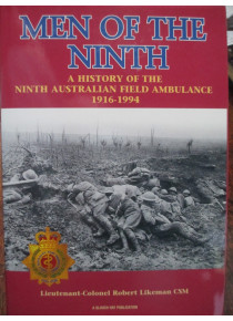 A History Men of the Ninth Australian Field Ambulance