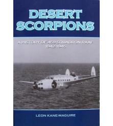 Desert Scorpions History of 459 Sqn RAAF