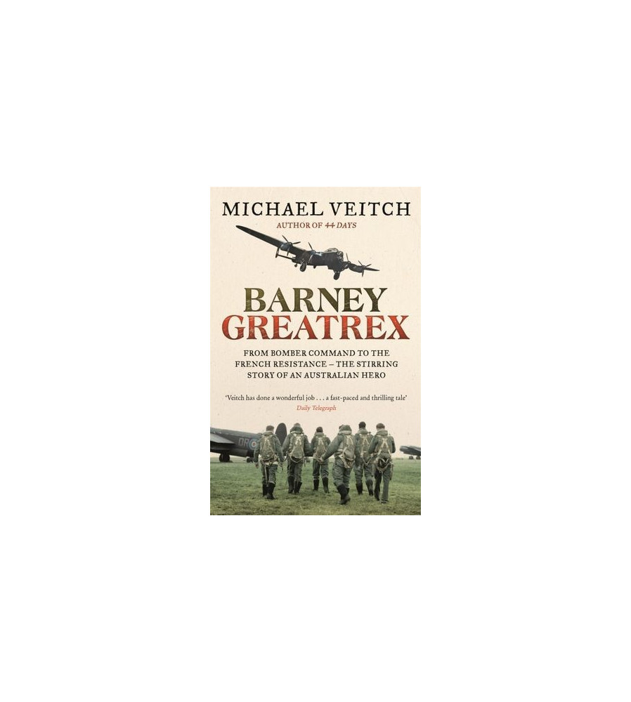 Story of Barney Greatrex an Australian with Bomber Command WW2