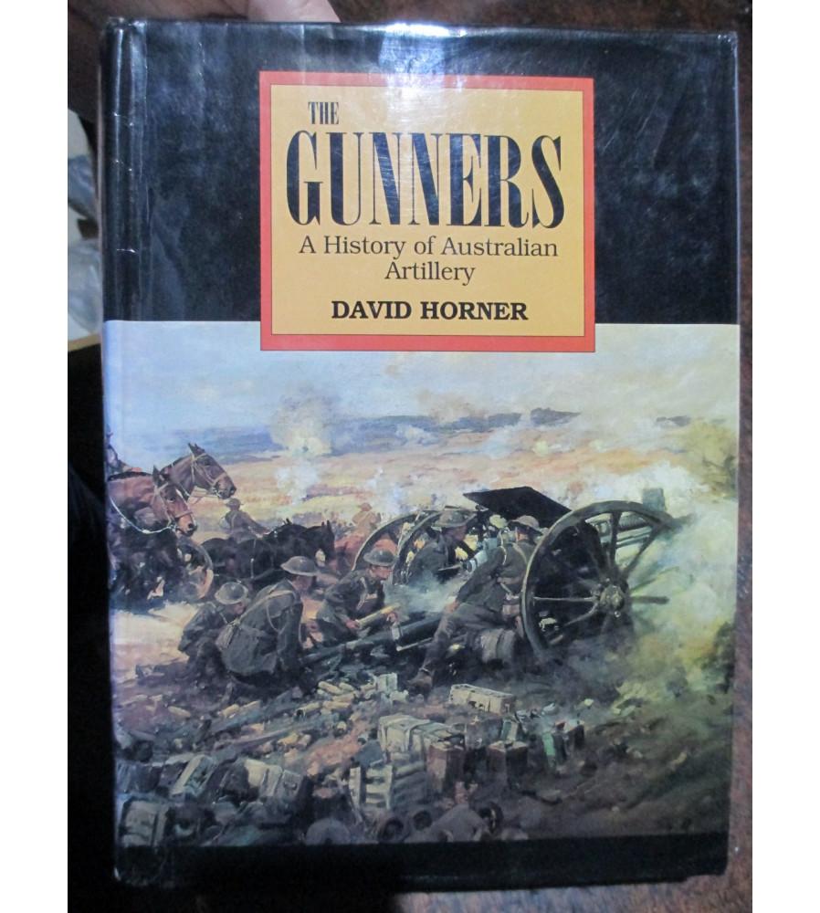 The Gunners History Australian Army Artillery