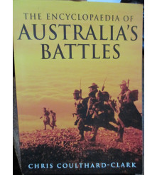 Encyclopedia Australian Battles book