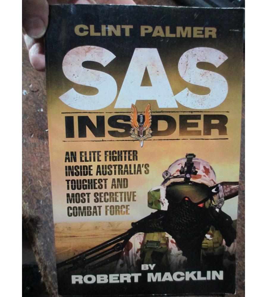 SAS Insider An elite SAS fighter book