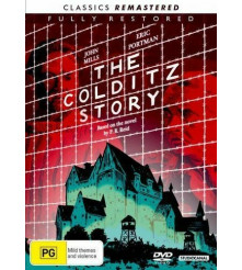 The Colditz Story Classics Remastered DVD