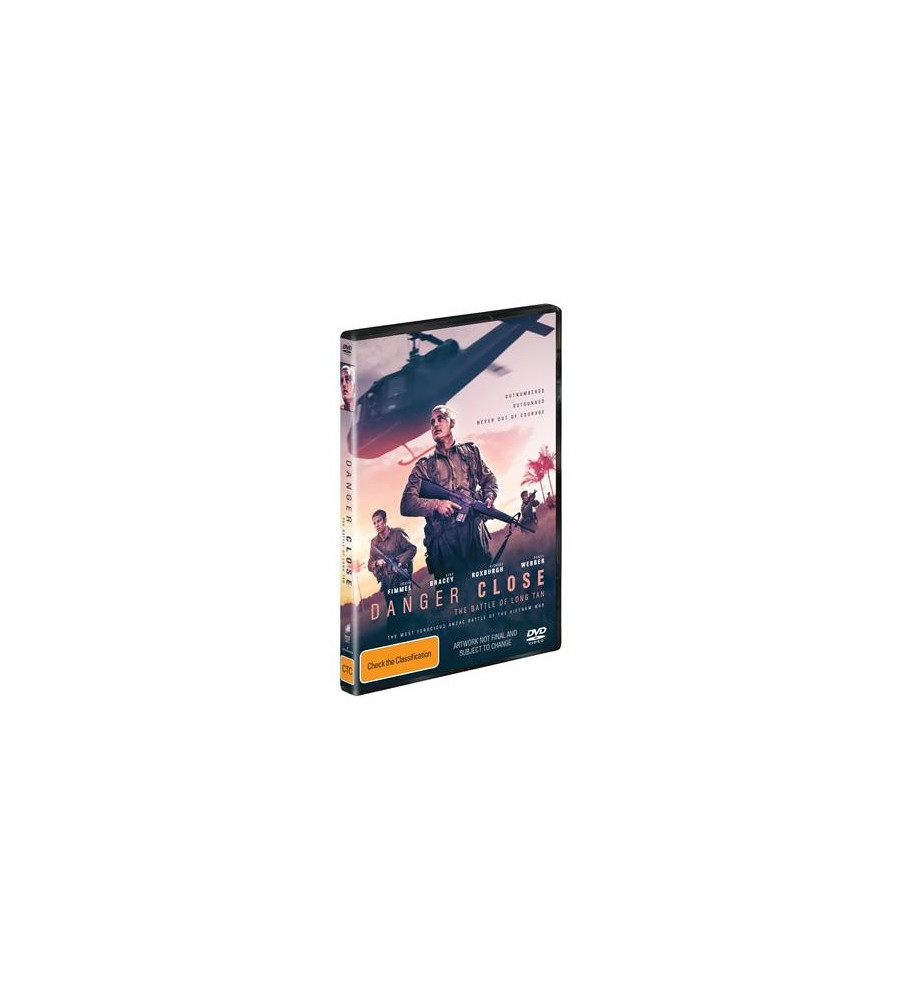 Danger Close - The Battle Of Long Tan DVD