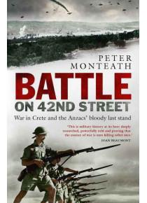Battle on 42nd Street | War in Crete | Australian WW2 Book