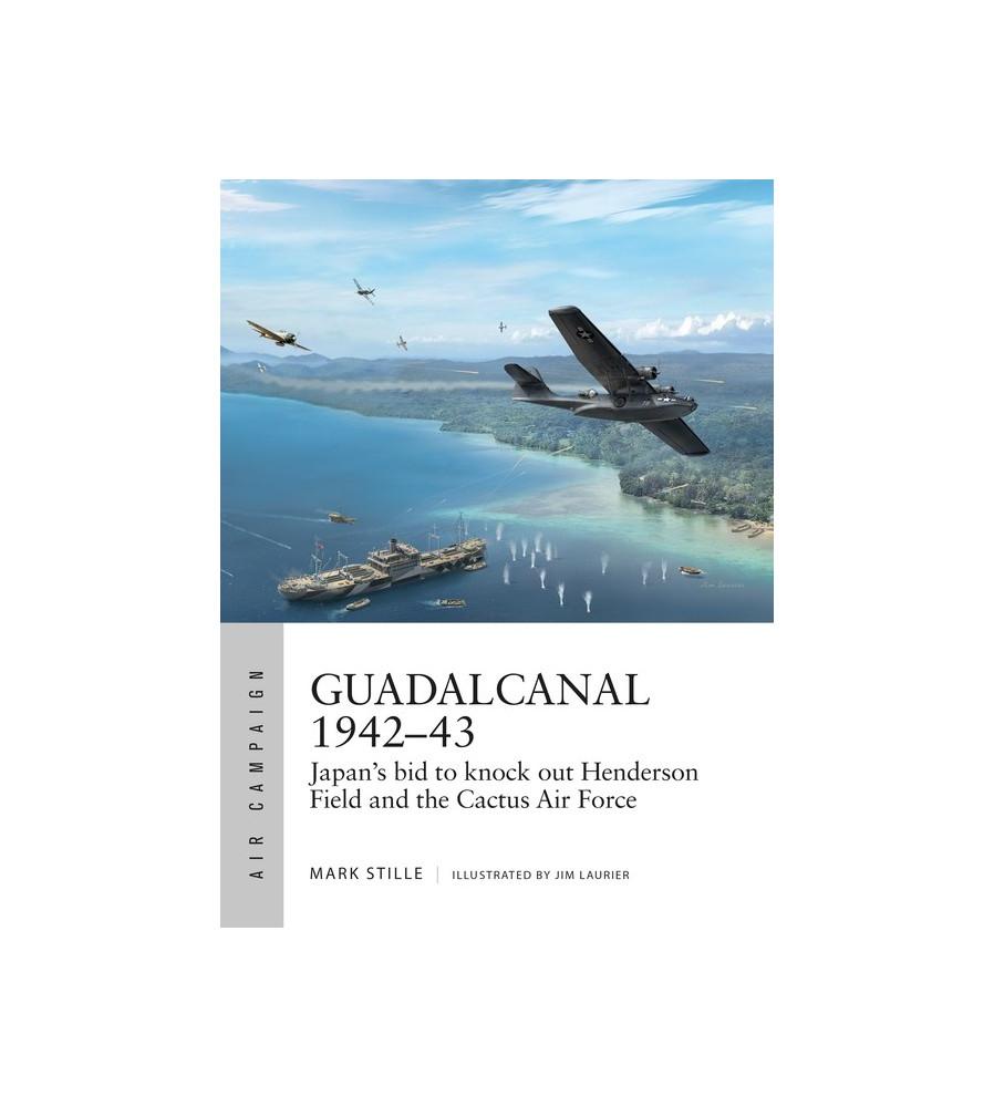 Osprey Book   Battle for Guadalcanal 1942–43