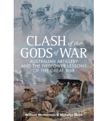Australian Artillery and Firepower Lessons of WW1 book