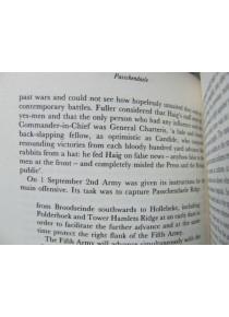 Passchendaele. Australian forces incurred 38,000 casualties
