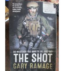THE SHOT Gary Ramage Australia Combat Photographer Afghanistan Book