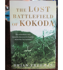 Kokoda the Lost Battlefield Book