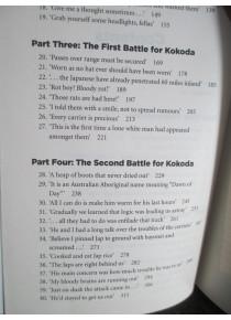 The Battles for Kokoda Plateau Book by David Cameron