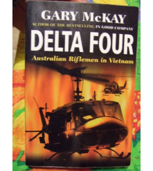 Delta Four 4th Battalion RAR Australians in Vietnam War