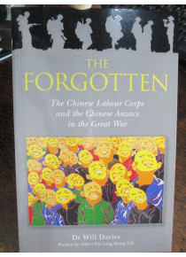 The Forgotten Chinese Labour Corps & Chinese Anzacs WW1