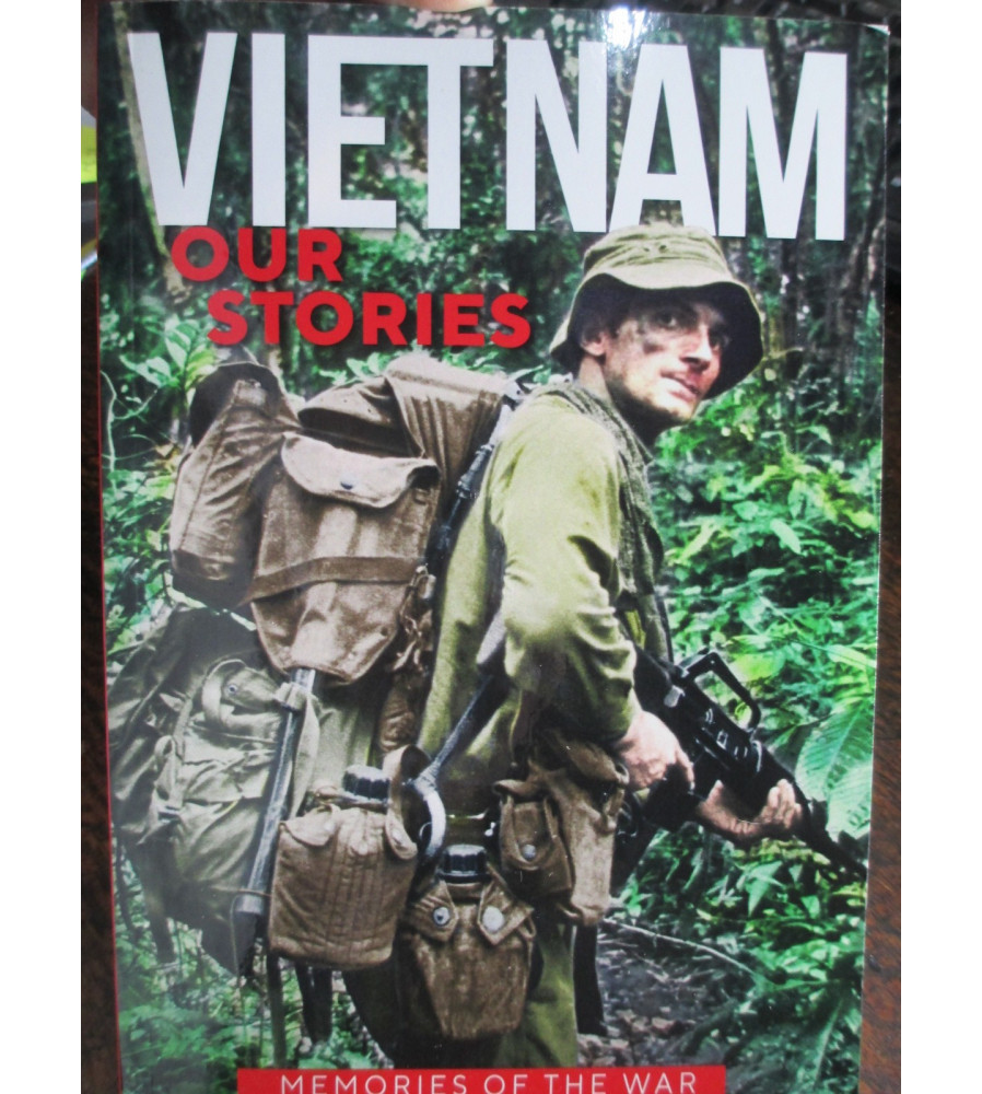Vietnam War Our Australian Stories Book