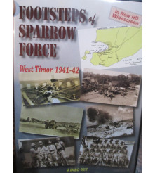 FOOTSTEPS OF SPARROW FORCE TIMOR WW2