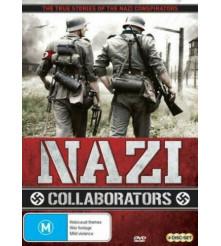 NAZI COLLABORATORS - 4 DVD DISC SET