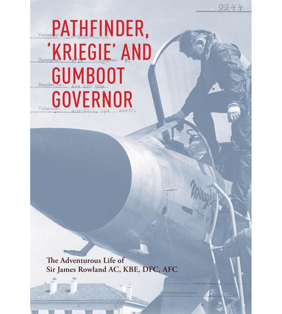 RAAF Chief of the Air Staff | Pathfinder WW2 | Rowland Book