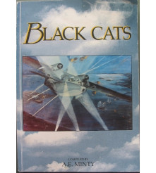Black Cats by A E Minty book