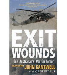 Exit Wounds Digger Account of Iraq Afghanistan War