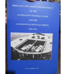 Ordnance & Equipment Australian Colonial Navies 1855-1910