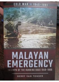 Malayan Emergency  Gerry van Tonder book