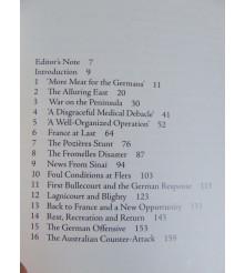 Life in the Australian 3rd Field Ambulance AIF in WW1