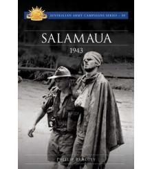 Salamaua 1943 Australian Army Campaigns Series No 30