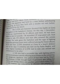 History of the Battle Of Buna & Gona 1942-43