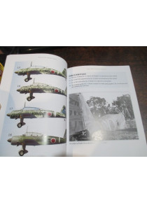 Pacific Profiles Vol 2 Japanese Army Bombers, Transports New Guinea Solomons WW2