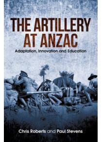 Artillery at Anzac Gallipoli 1915 New Book