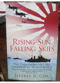 Java Sea Battle HMAS Perth Rising Sun Falling Skies Book