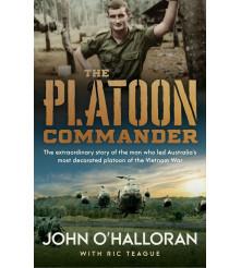 The Platoon Commander 6 RAR Vietnam War book