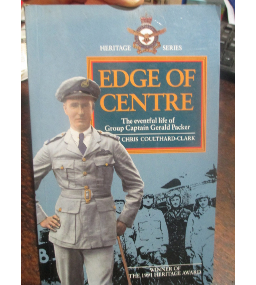 RAAF Heritage Series Edge of Centre Group Captain Packer