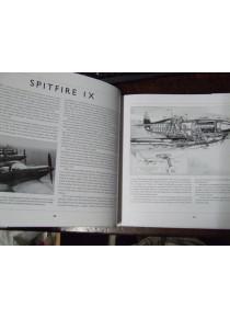 Aircraft Cutaways WW2 Spitfire Lancaster Stuka B17 ++