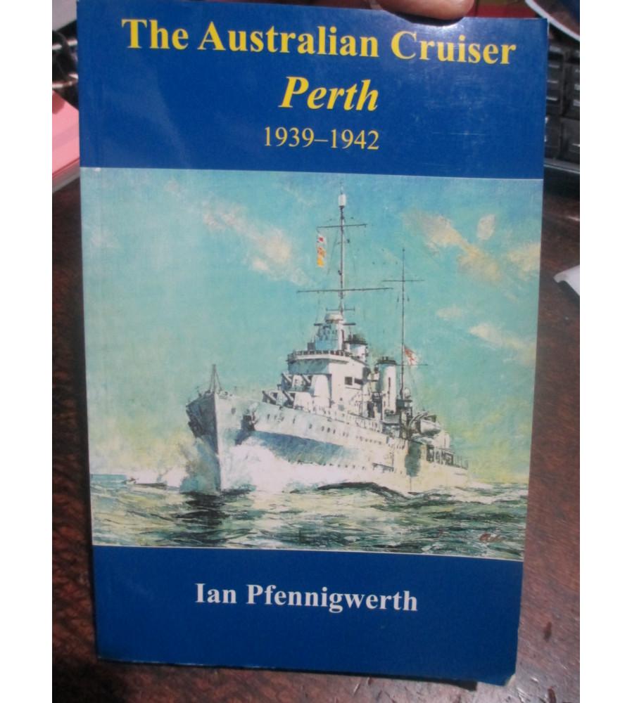 Australian Navy Cruiser Perth Book