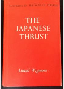 Official Australian History Japanese Thrust Book