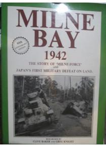 Battle of Milne Bay 1942 Australian Concise Book