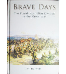 Brave Days History Book 4th Division Book
