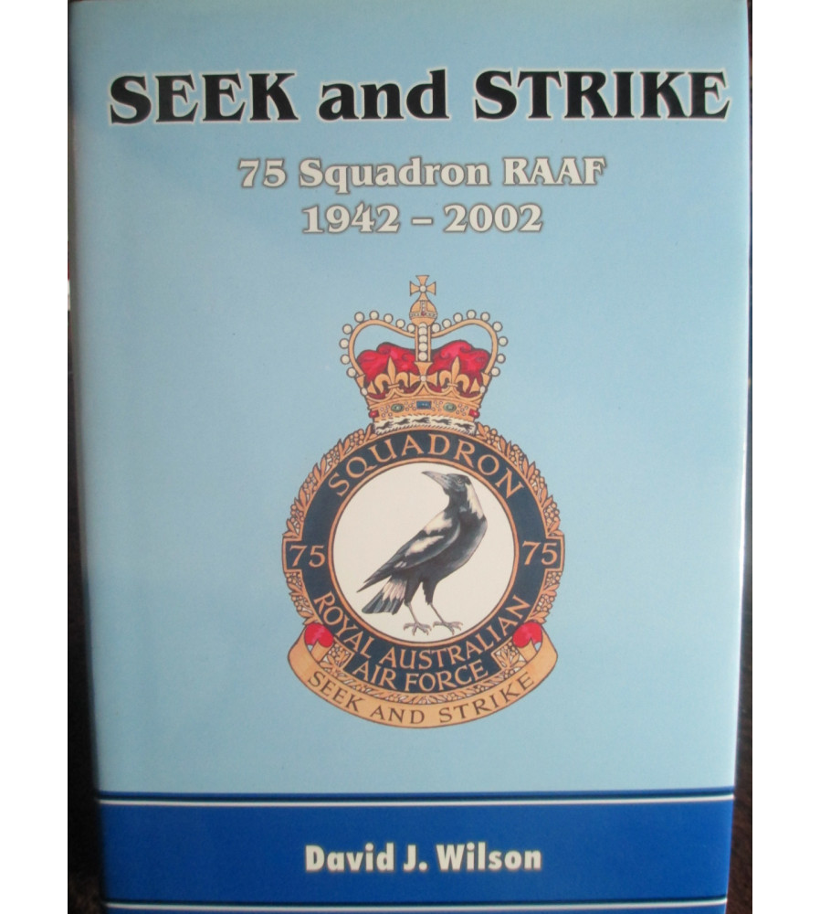 Seek and Strike 75 Sqn Raaf