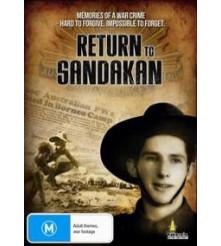 Return to Sandakan - Australian POW North Borneo Documentary DVD