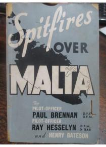 Spitfires over Malta RAAF 249 Sqn