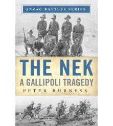The Charge at the Nek August 1915 Gallipoli Battle
