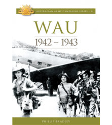 Australians at the Battle of Wau New Guinea WWII