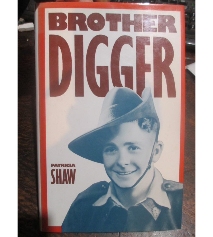 Brother Digger The Sullivans 2AIF book