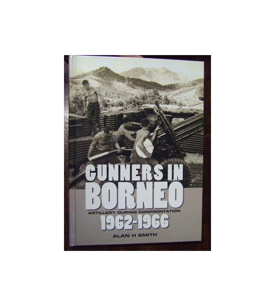 Australian RAR Artillery in Borneo 1962-66