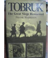 Tobruk WW2 Book