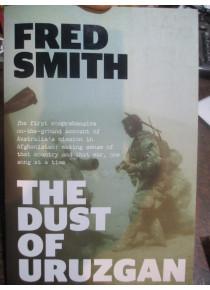 Dust of Uruzgan book