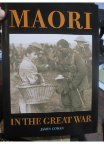 Maori in the Great War Book