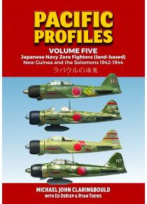 Pacific Profiles Volume Five Book