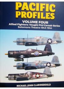 Pacific Profiles Volume 4 Book Corsair Fighter